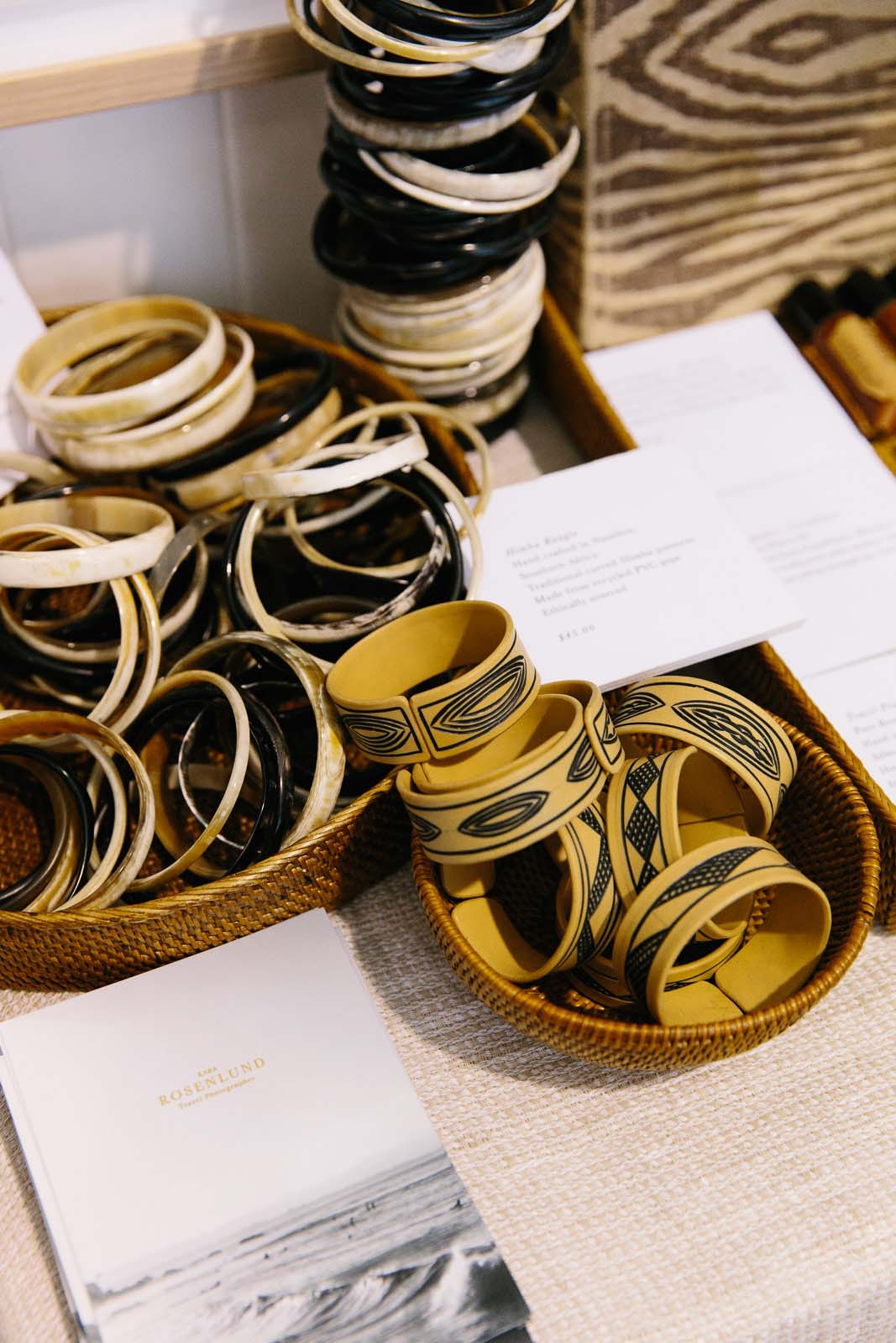 Bangles by Kara Rosenlund at Finders Keepers Market