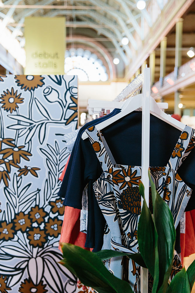 Farn Designs clothing handmade in Melbourne