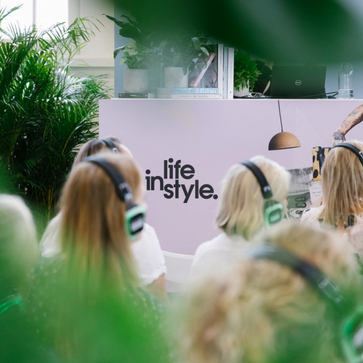 Life Instyle trade show in Sydney